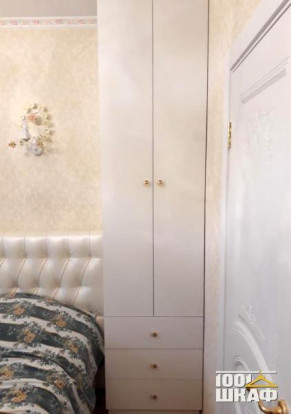 Функциональный шкаф в спальню