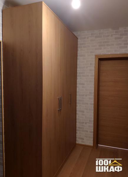 Стандартный распашной шкаф для дома и офиса