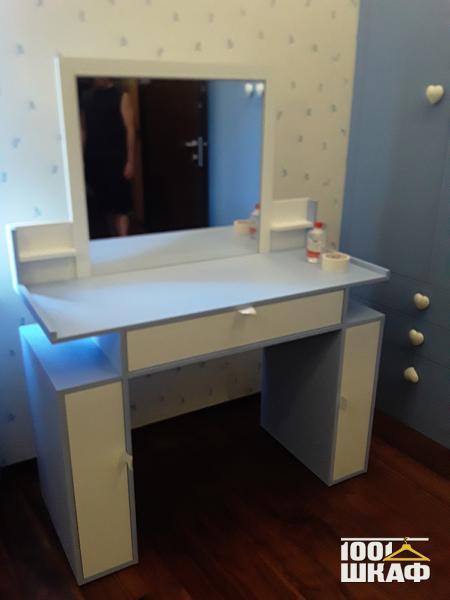 туалетный стол с ящиками на заказ