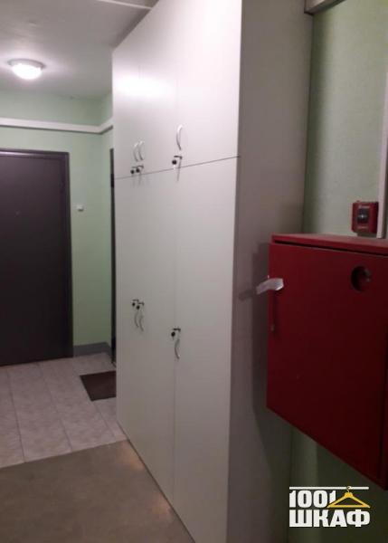 шкаф белый в корридор