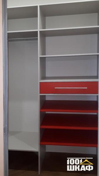 Комплект мебели в гардеробную