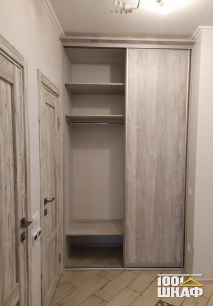 встроенный шкаф в прихожую на заказ