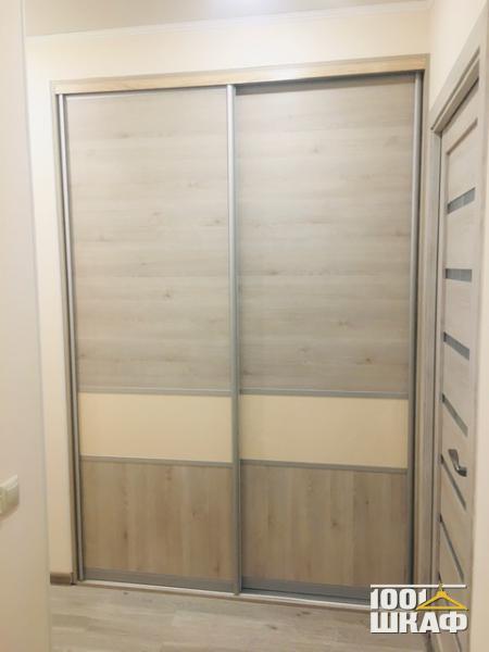 Шкаф встроенный, с наполнением в прихожую
