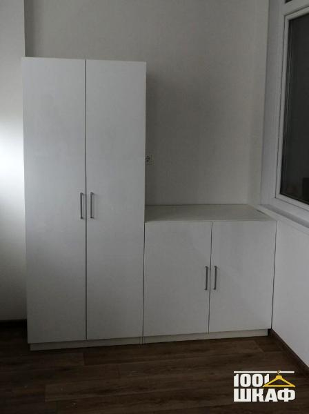 Шкаф и тумба на лоджию