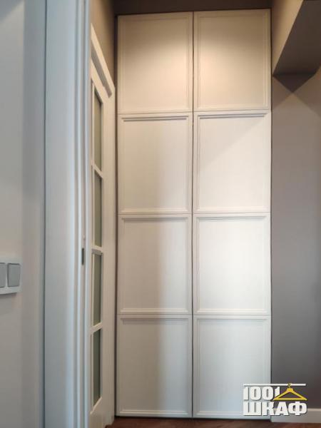 Встроенный шкаф для одежды на заказ