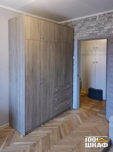 шкаф в комнату на заказ