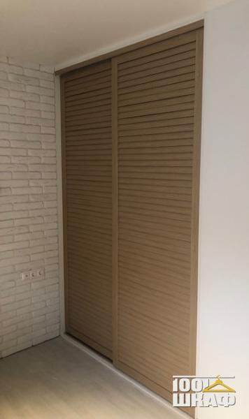 Шкаф-купе для одежды на заказ