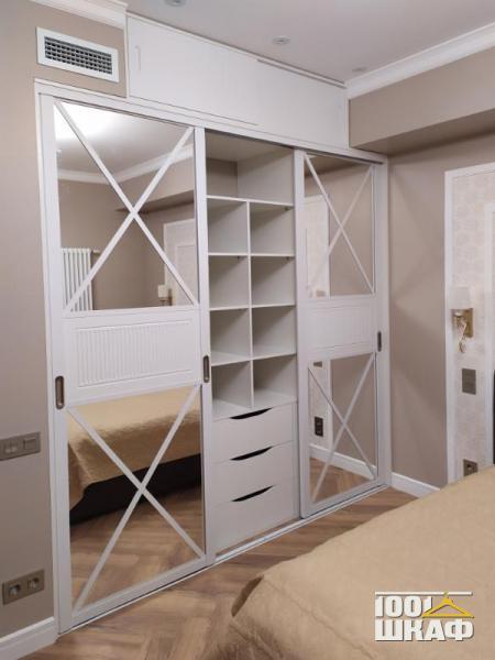 встроенный шкаф для одежды