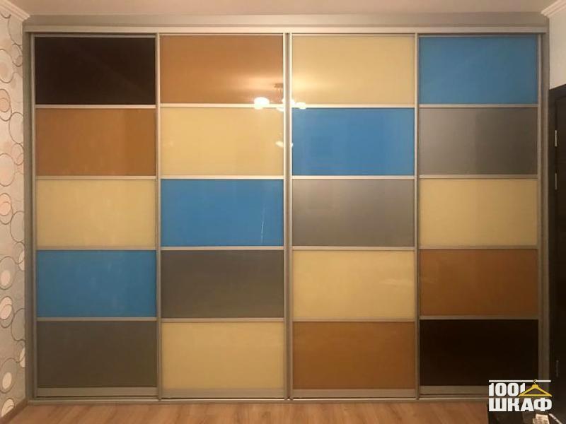 Дизайнерский шкаф-купе на заказ