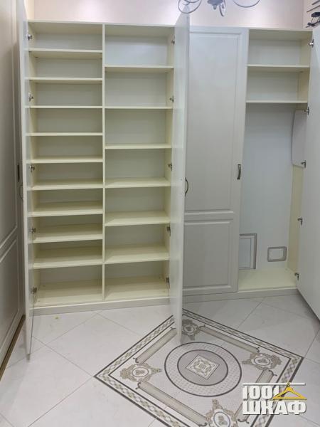 шкаф с антресолью на заказ