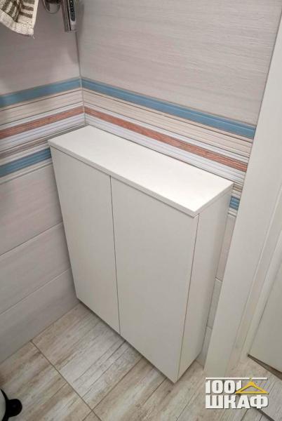 Тумба в ванную комнату из ЛДСП