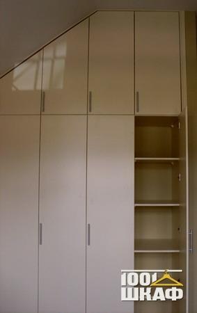двери в глянцевом МДФ