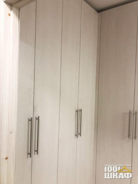 Шкаф угловой с наполнением