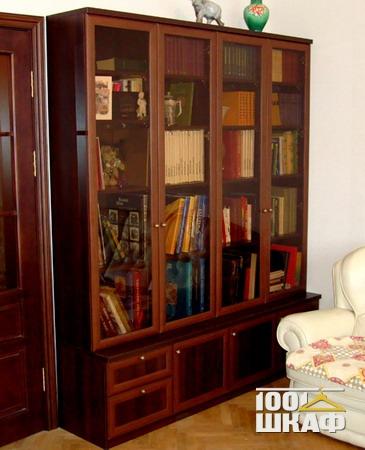 Комплект мебели для библиотеки