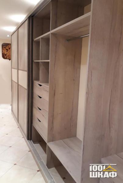 Шкаф-купе с наполнением