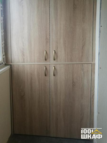Шкаф на лоджию.