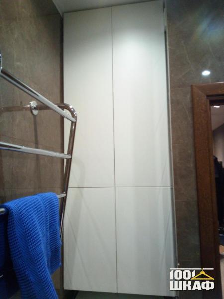 белый шкаф технического назначения