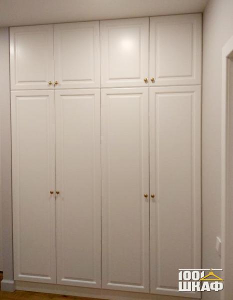 Распашной шкаф с наполнением от производителя