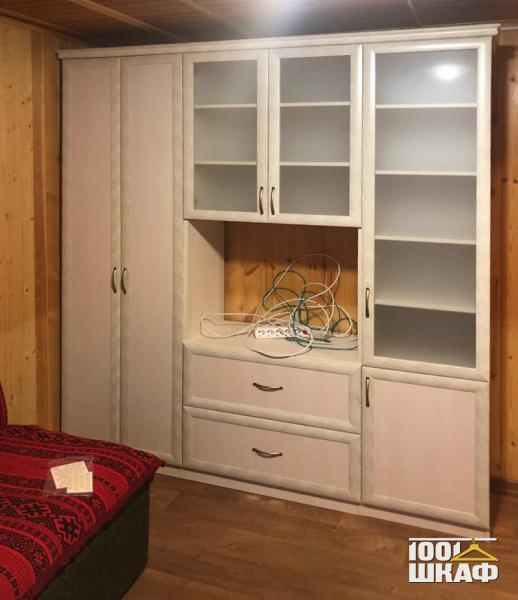 Мебель в гостиную по индивидуальному заказу