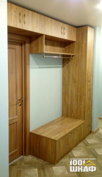 Мебель в прихожую по индивидуальному проекту