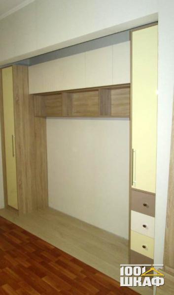 Встроенная мебель для детской комнаты