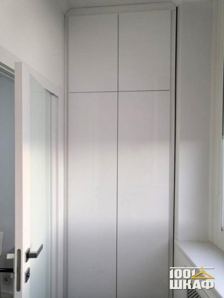 Шкаф технического назначения встроенный в нишу